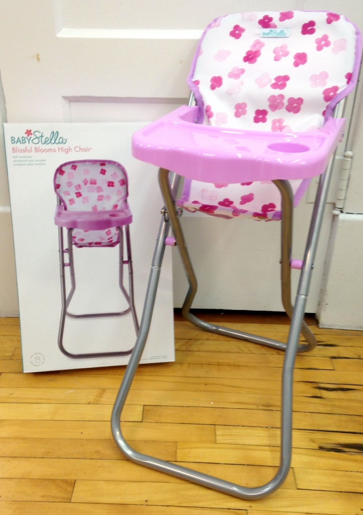 Baby Stella Blissful Blooms High Chair With Images High Chair