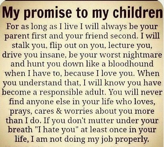 Message For My Healthcare And Love: A Message To My Children