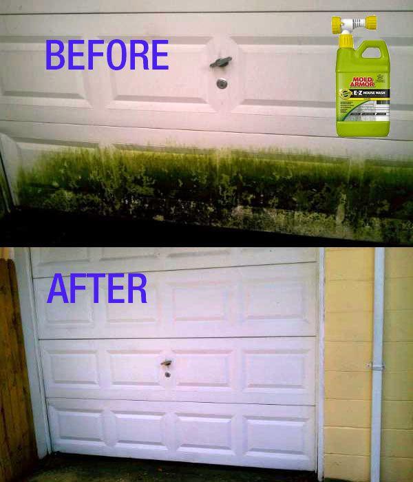 Pin By The Home Depot On Garden Club House Wash Vinyl Garage Doors Clean Garage