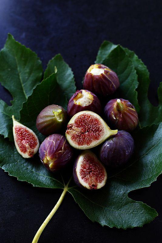 Trente recettes avec les figues en 2020 recette avec - Cuisiner des figues fraiches ...