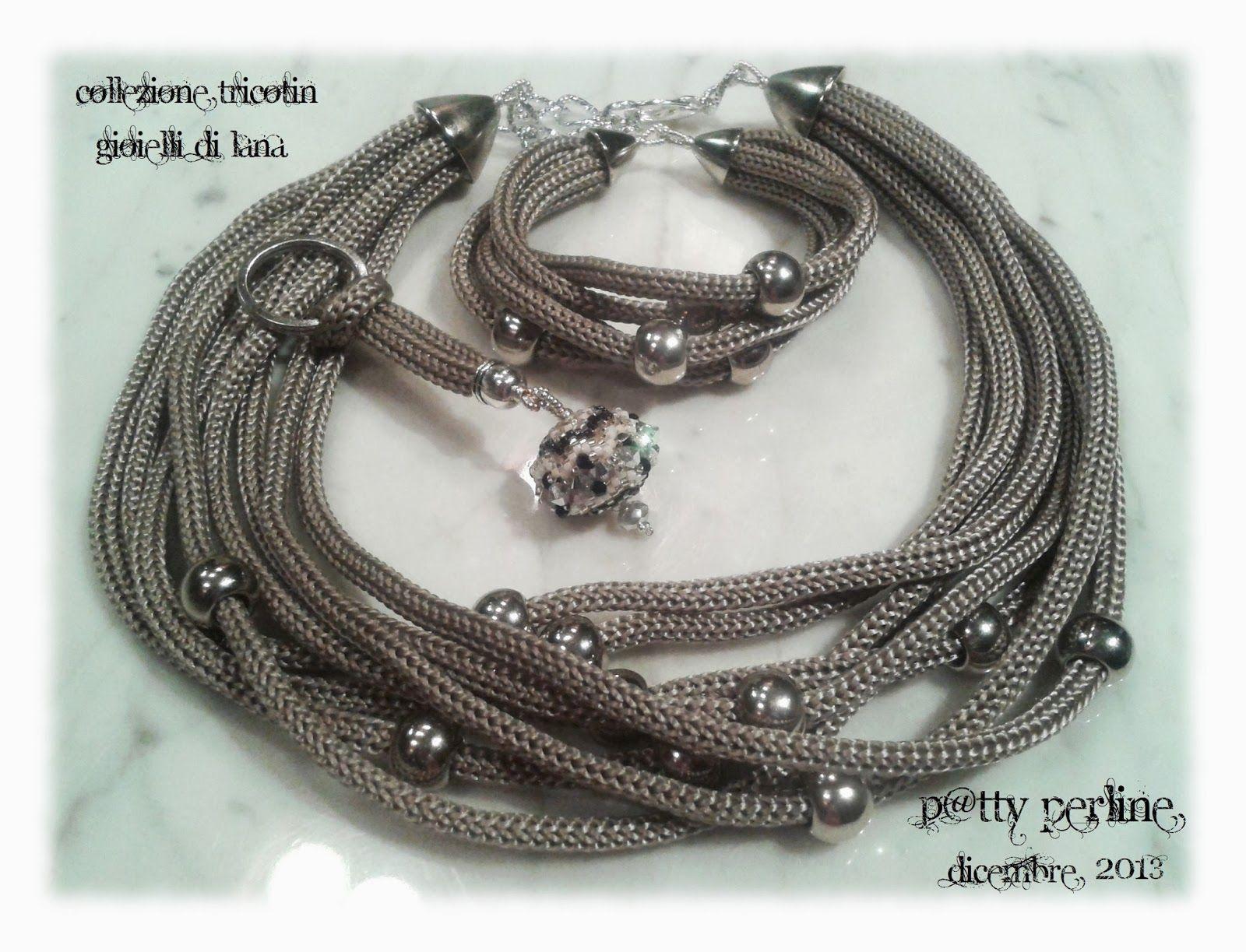 P tty perline collezione tricotin h keln stricken - Strickliesel selber machen ...