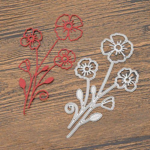 Flower-Heart-Metal-Cutting-Dies-Stencils-DIY-Scrapbooking-Paper-Card-Album-Craft