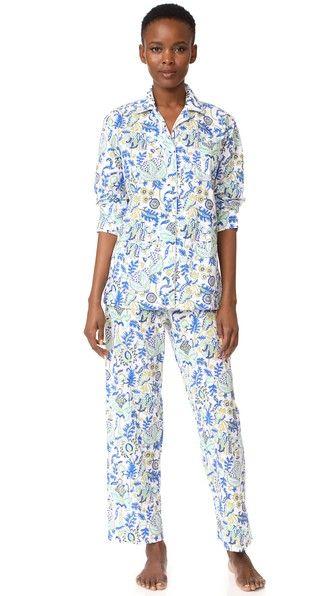 2daf0eabc3 ¡Consigue este tipo de pijama básico de Roberta Roller Rabbit ahora! Haz  clic para