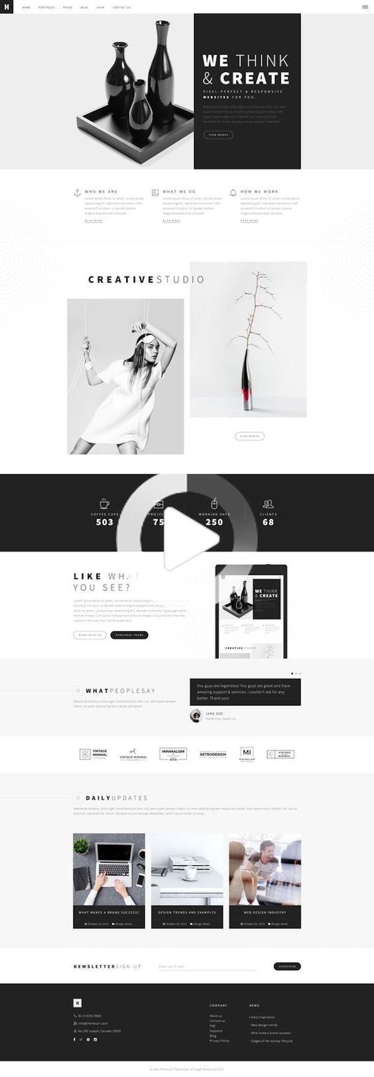 Concept Art Design Inspiration Web Design Inspiration 2020 Minimal Web Design Fo In 2020 Website Design Trends Minimalist Web Design Latest Website Design Trends