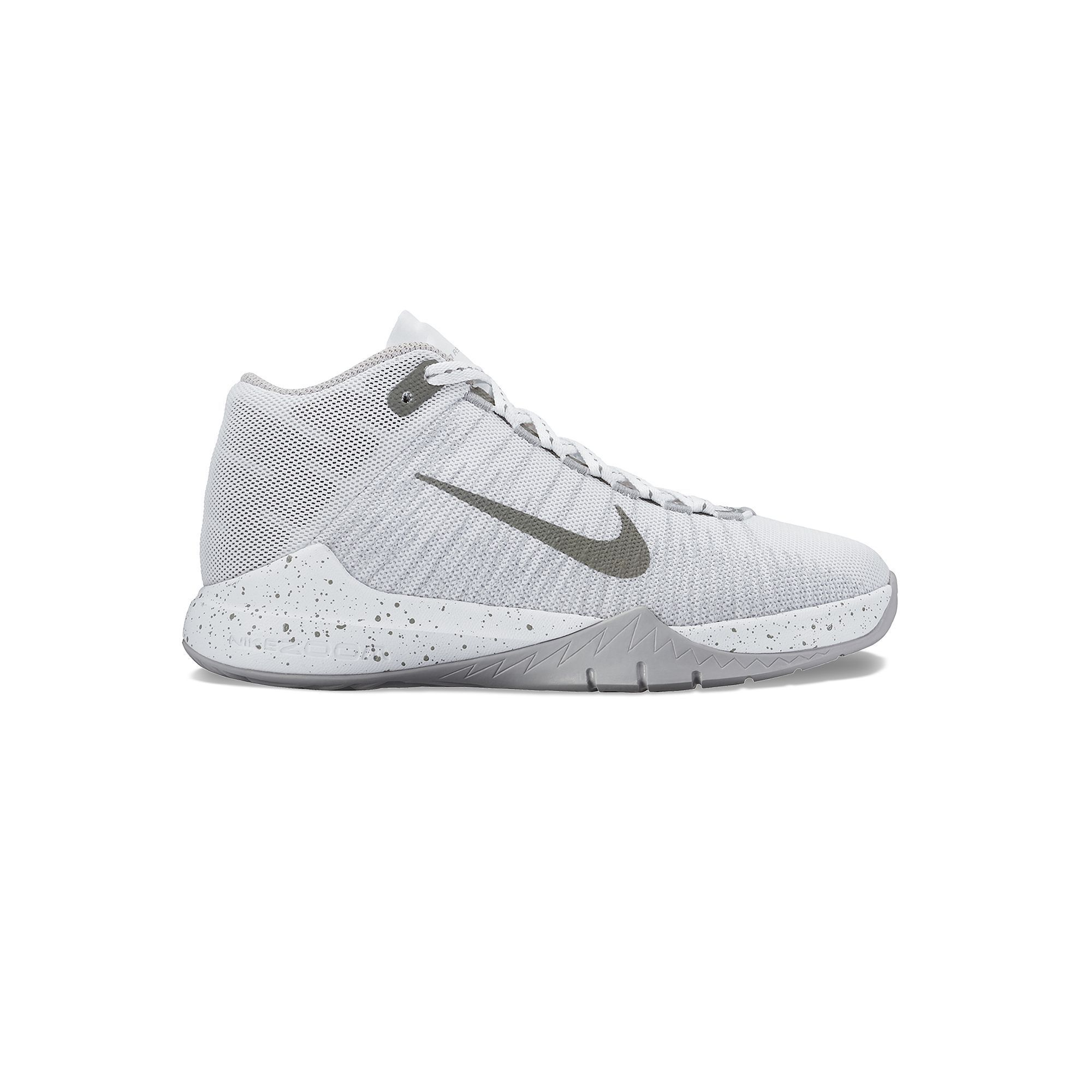 9002dfb5c359 Nike Zoom Ascension Grade School Boys  Basketball Shoes in 2018 ...