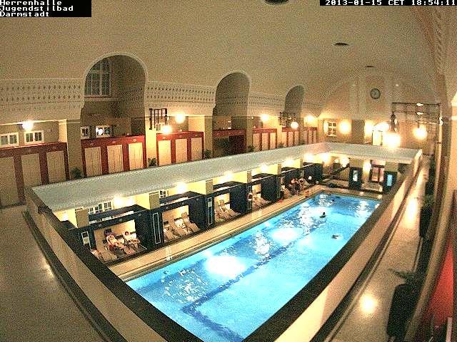 Darmstadt Swimming Pool jugendstilbad darmstadt live places i been