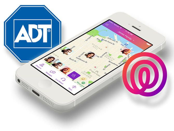 Security on the go? ADT and Life360 team up to make it