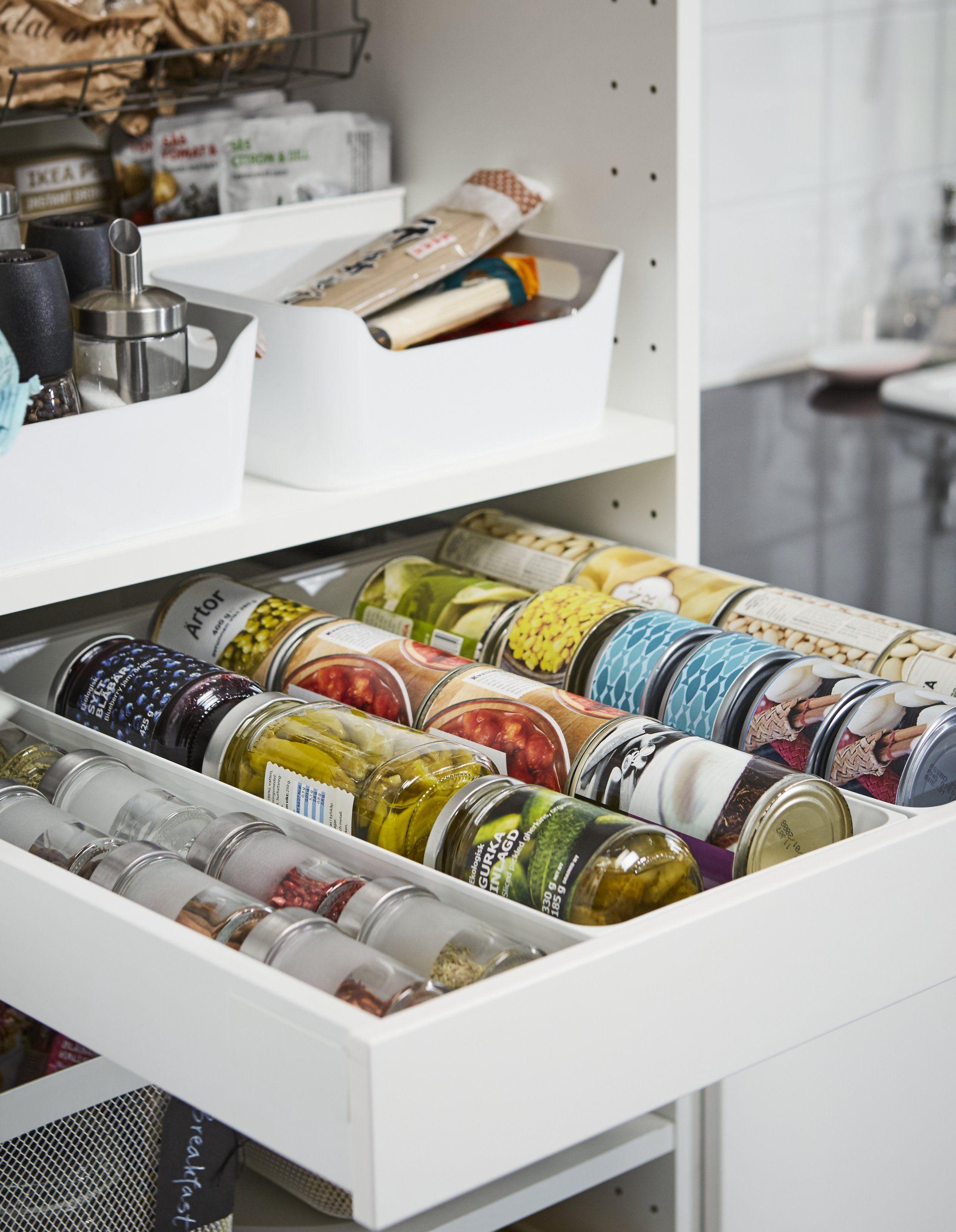 Diy Old Dresser Makeover Idea Refurbished In 2020 Ikea Kitchen Storage Pantry Storage Freestanding Kitchen Storage