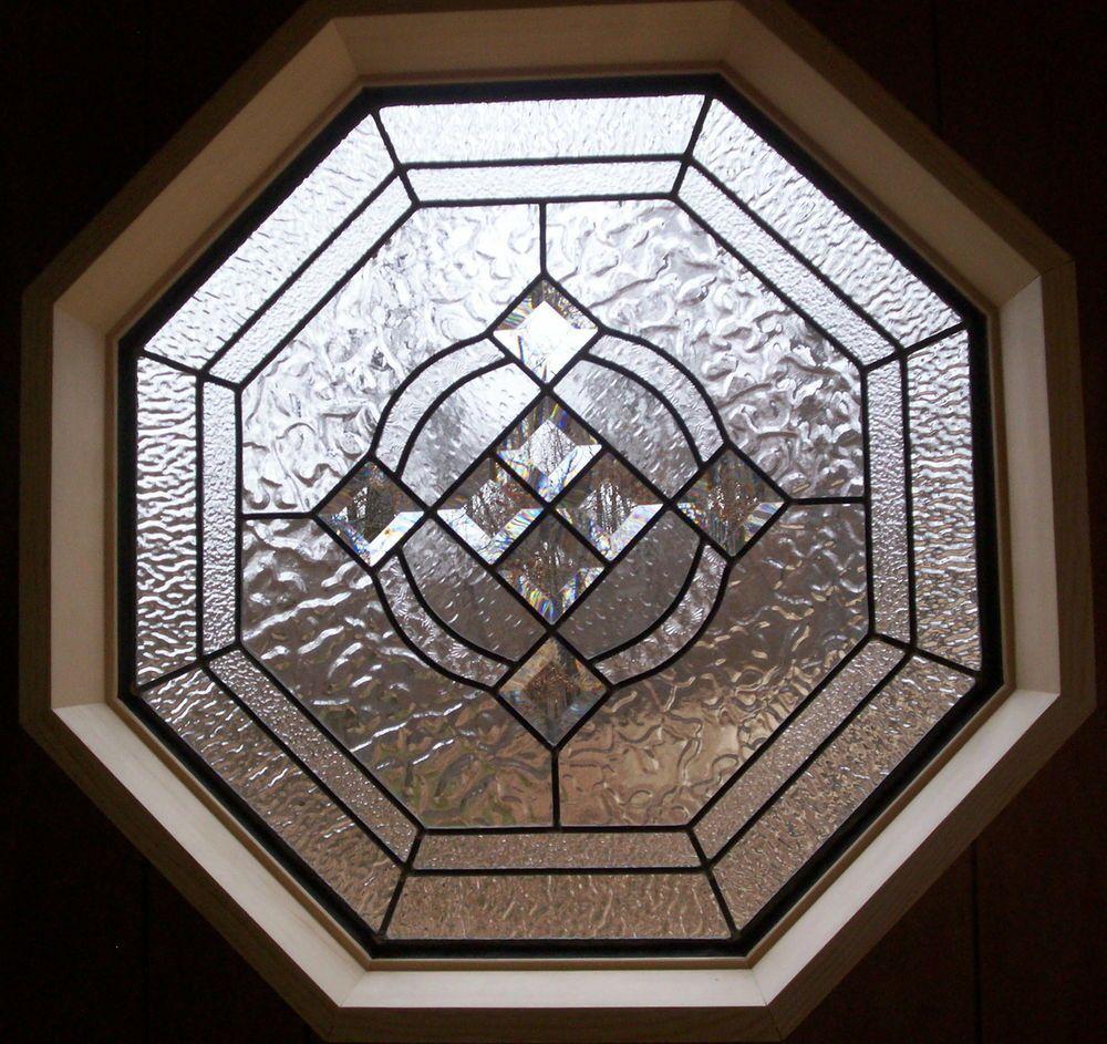 Octagon Window  12.12in Jamb 212