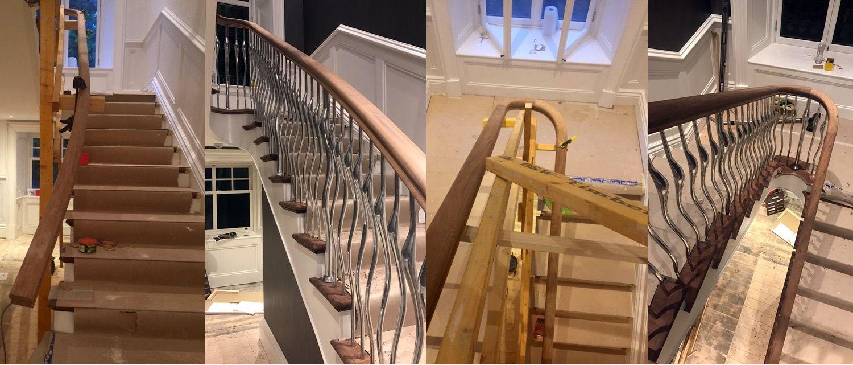 Best Aberdeen Staircase Zigzag Design Studio Zigzag Design 400 x 300