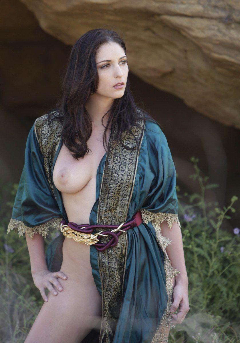 Medieval Slave Woman Nude