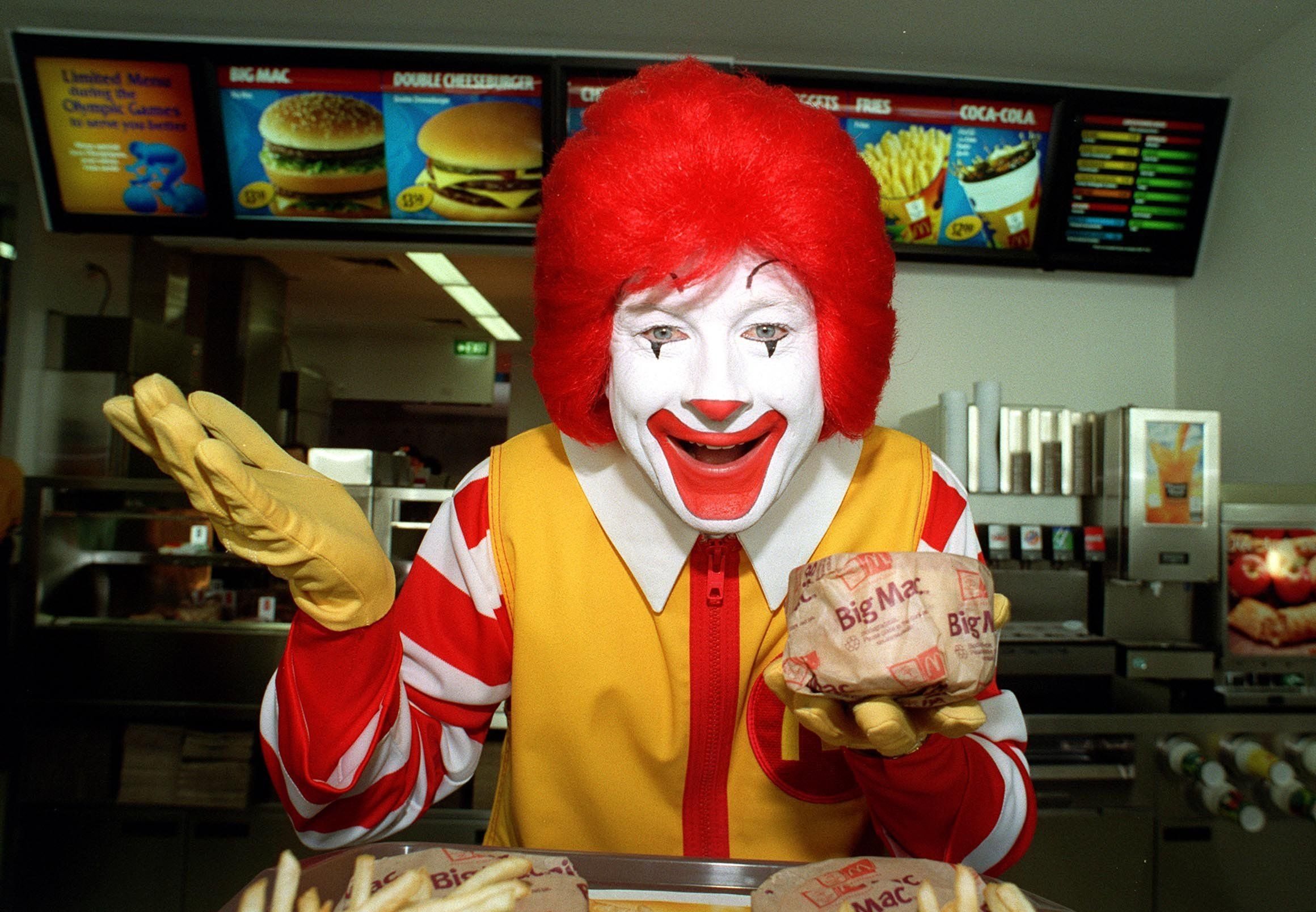 Mcdonald S Makeover Has Tremendous Potential Mcdonalds Ronald