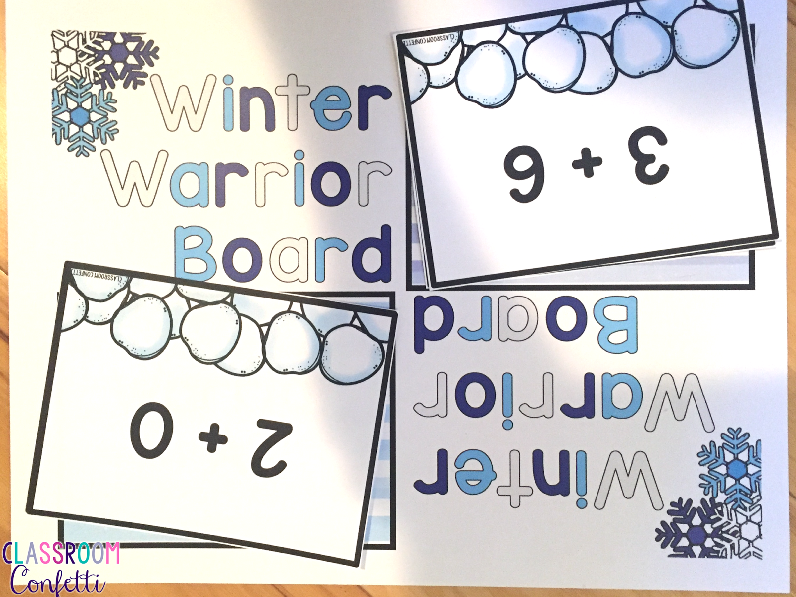 Resources That Sprinkle Winter Into Your Classroom