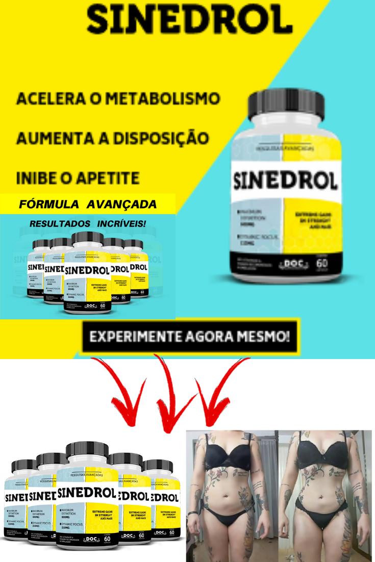 sinedrol como usar