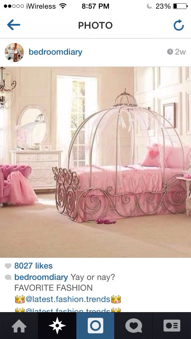 A Nice Princess Pink Good For A 9 Or 10 Year Old Rooms To Go Kids Disney Princess Bedroom Princess Bedrooms