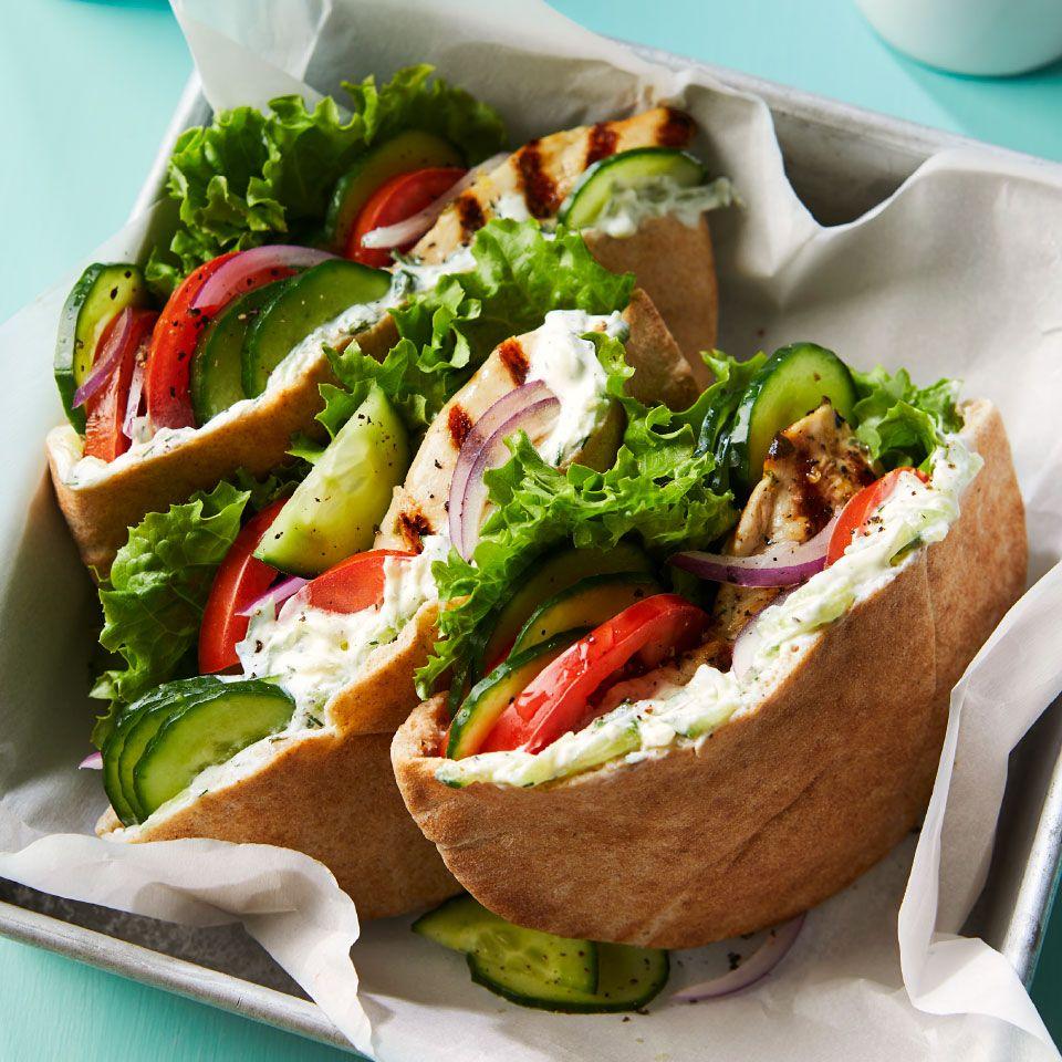 Mediterranean Diet Lunch Ideas for Work -   15 diet Mediterranean lunches ideas