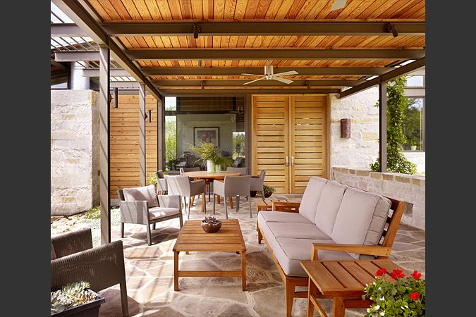 Leon Springs Residence - Lake|Flato Architects