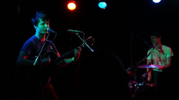 It was a sold out night for The Dodos at the 7th Street Entry in Minneapolis, last Saturday, March 7th.