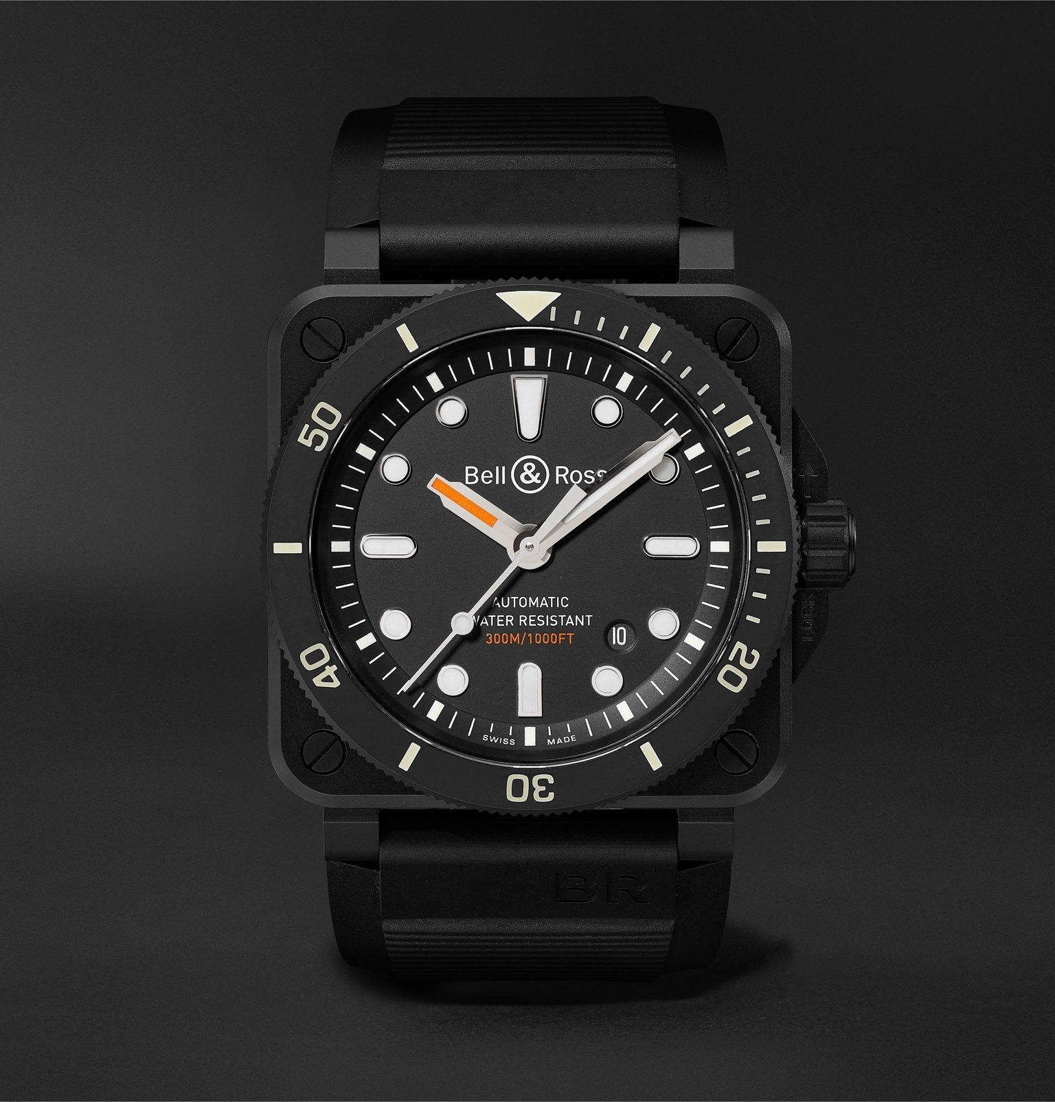Pin On Bell Ross Watches