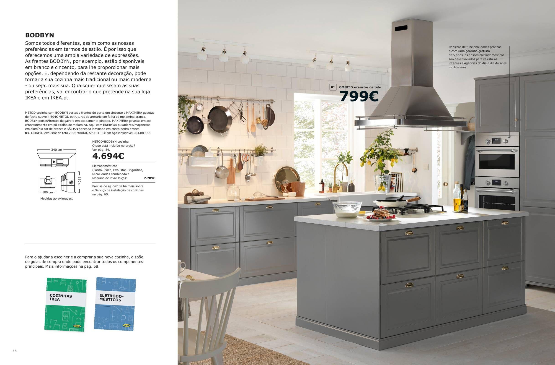 Personalize A Sua Maneira Brochura Cozinhas Ikea 2019 Cozinha