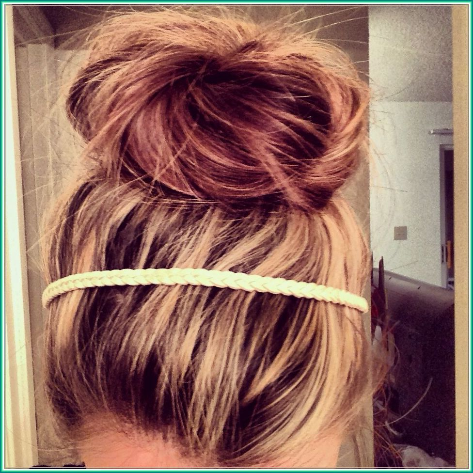 Avoid Using Plastic Combs And Brushes That Cause Extra Static Electricity In Your Hair That Can Cau Messy Bun For Long Thick Hair Hair Styles Thick Hair Styles