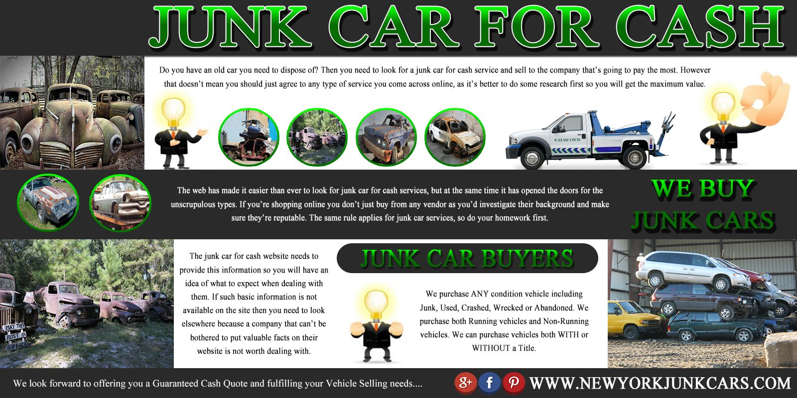 Cash For Junk Cars Online Quote If Your Old Car Has Reached The End Of Its Life And Is Now Just A