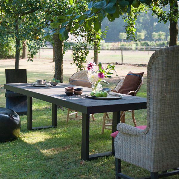 Outdoor 2 tafel van onze partner van Rossum Meubelen Te koop bij ...