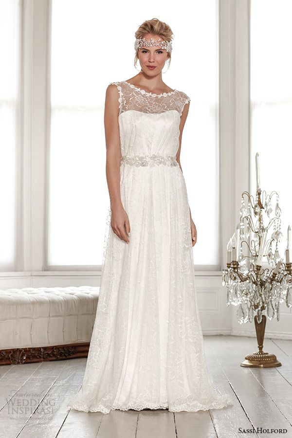 Sassi Holford 2015 Wedding Dresses — Signature Bridal Collection ...