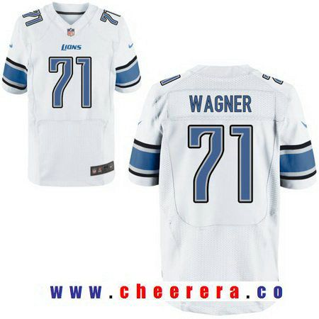 new style 207c9 f8846 rick wagner 71 detroit lions jersey