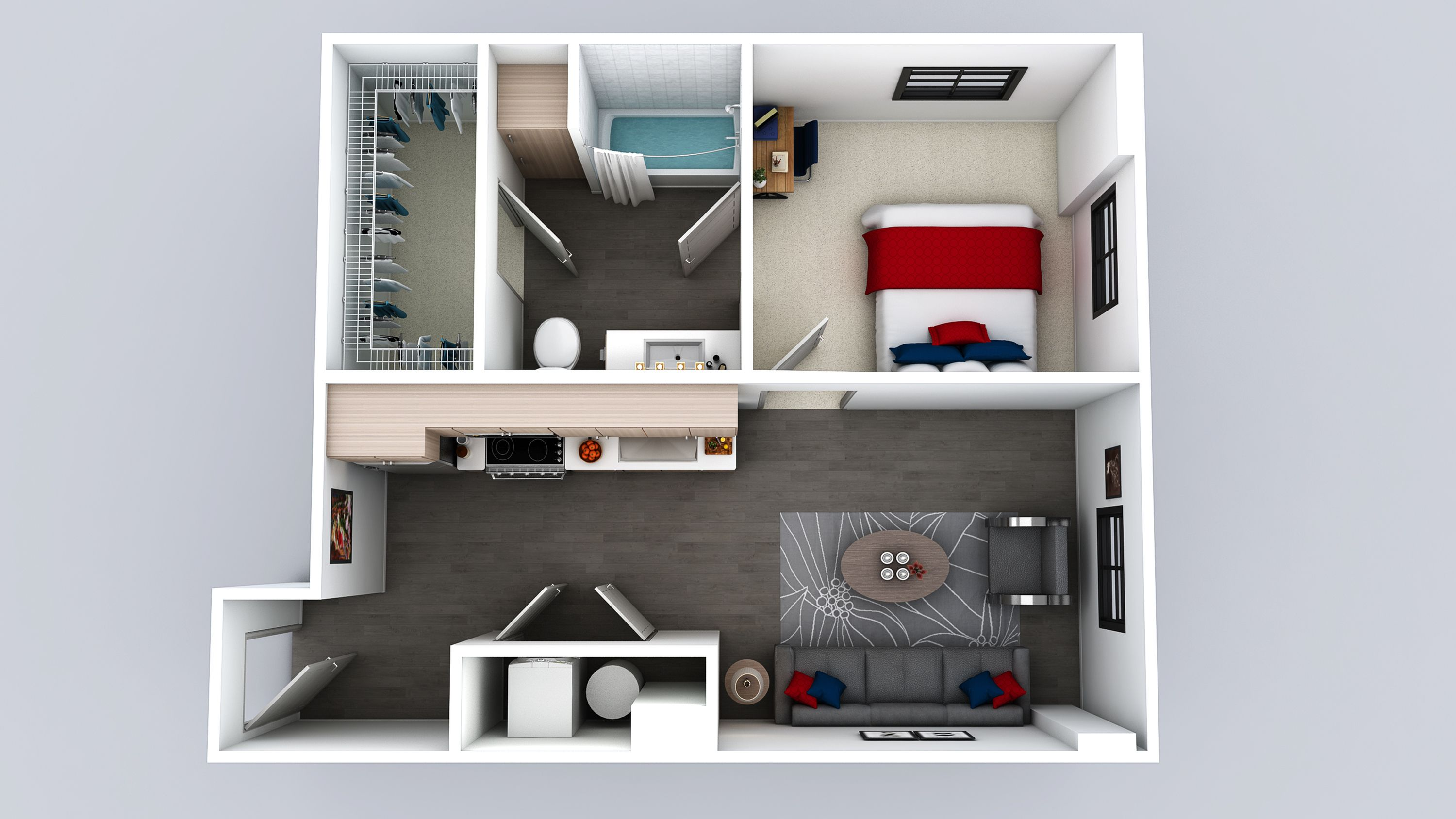 0 for the A6 floor plan. College station apartments
