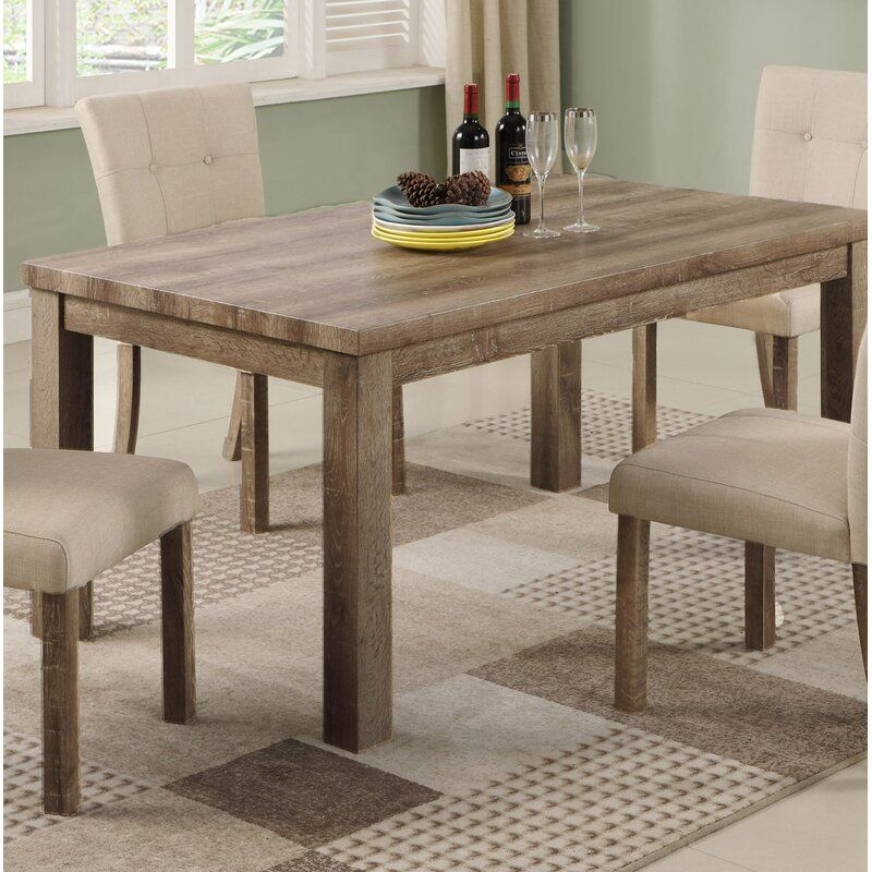 Ephraim Dining Table Narrow Dining Tables Kitchen Table Wood Dining Room Remodel