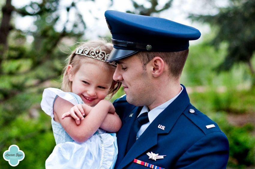 Air Force Family Photography