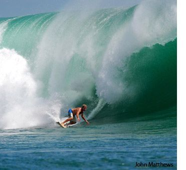 Surfing At Colorado Beach Playa In Hacienda Iguana Nicaragua Photo By John Matthews
