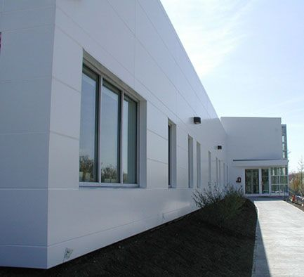 Aluminium Composite Panel Exterior Designs Google Material Pinterest Lordswood