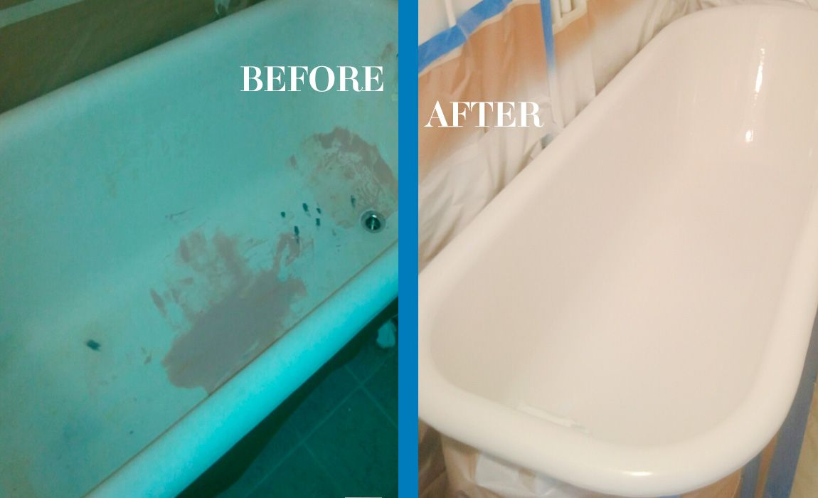 Bathtub And Tile Reglazing Bathtub Refinishing In Nyc Splash