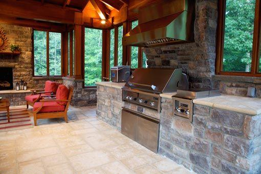 House · Outdoor Kitchen ...