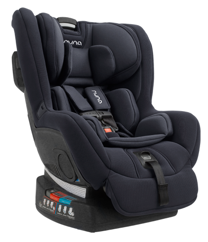 Nuna RAVA™ Car Seat in Indigo Best convertible car seat