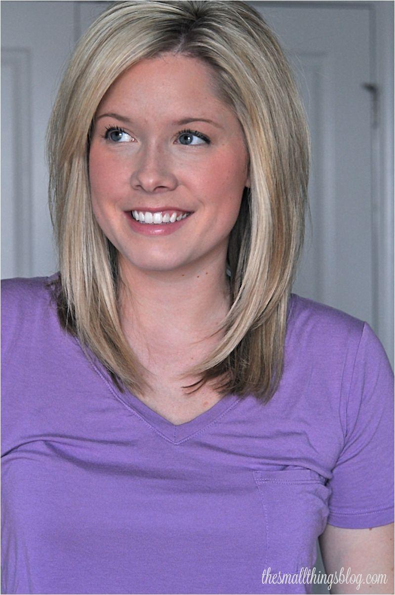 Medium Length Haircut Hair Pinterest Hair Hair Cuts And Hair