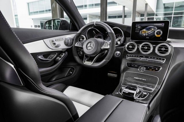 2017 Mercedes Amg C63 Coupe The News Wheel Mercedes Benz C63