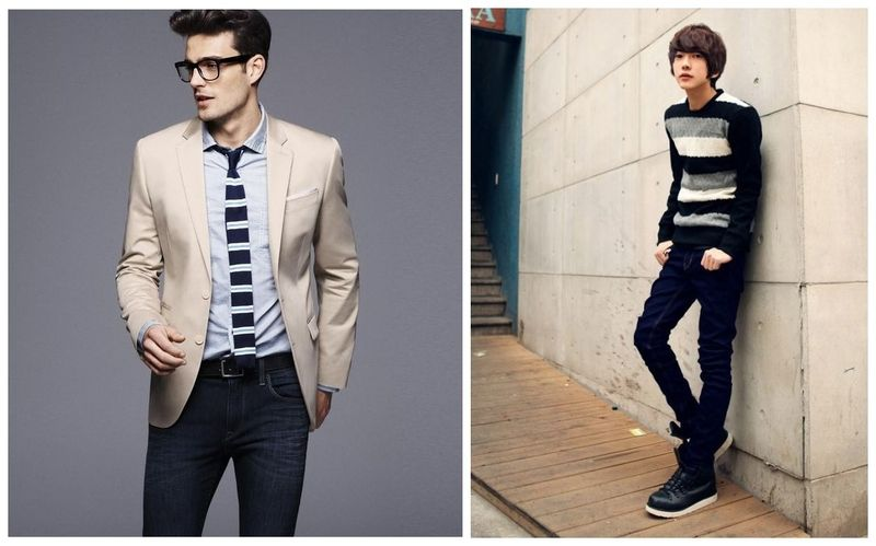 Bear These 9 Tips On When Choosing Proper Clothes For Skinny Guys To Tremendously Improve Your Sense Of Fashion And Give Off A Skinny Guys Skinny Cool Outfits