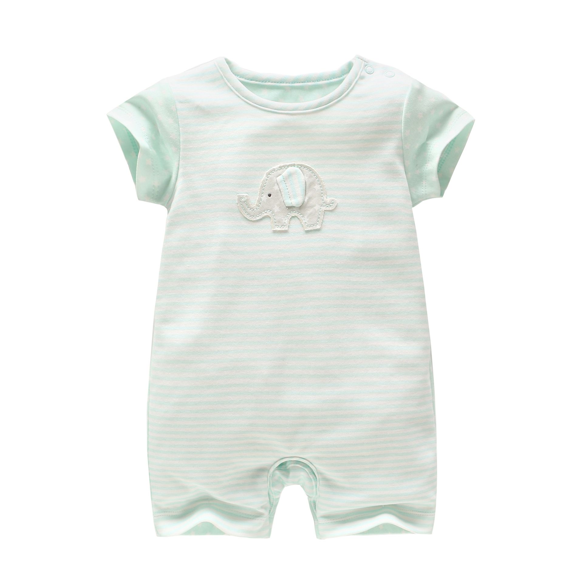 to Buy Summer New Cotton Baby Clothes Newborn Baby Boy