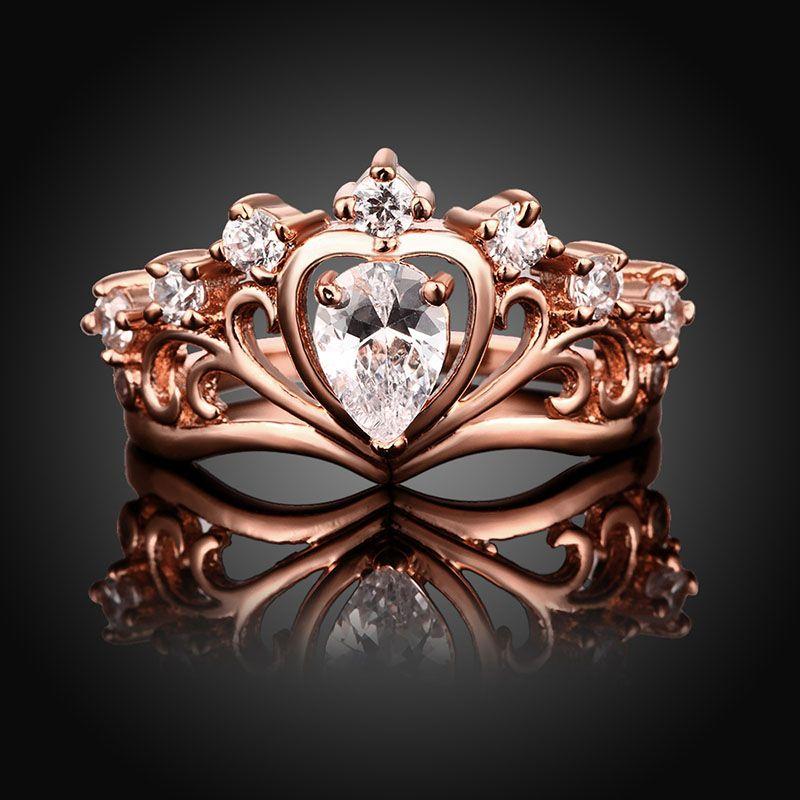 Corona-Imperial-forma-partido-accesorios-Cubic-Zirconia-chapado-en-oro-rosa-anillos-para-mujeres-nuevo-2015.jpg (800×800)