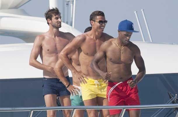 Ronaldo the gay