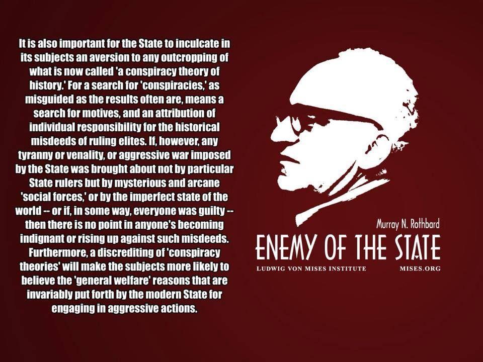 Murray Rothbard | Murray Rothbard | Pinterest