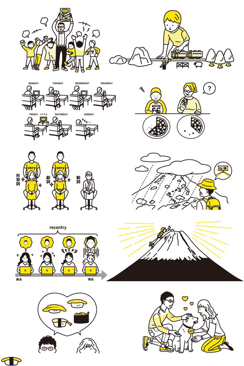 vs英文法 – sena doi | like illustration | pinterest | 插画、ac