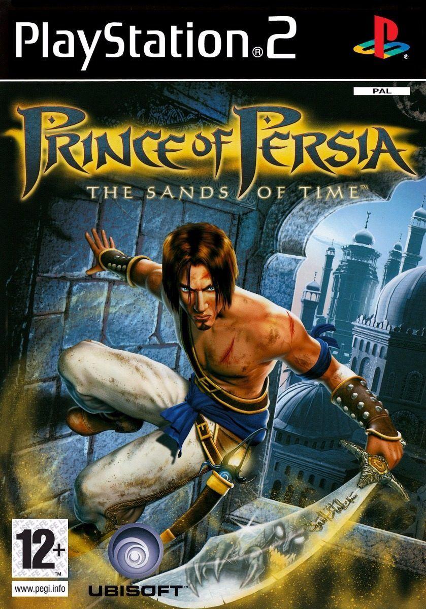 Prince Of Persia The Sands Of Time 2003 Principe De Persia Juegos De Consolas Videojuegos Clásicos