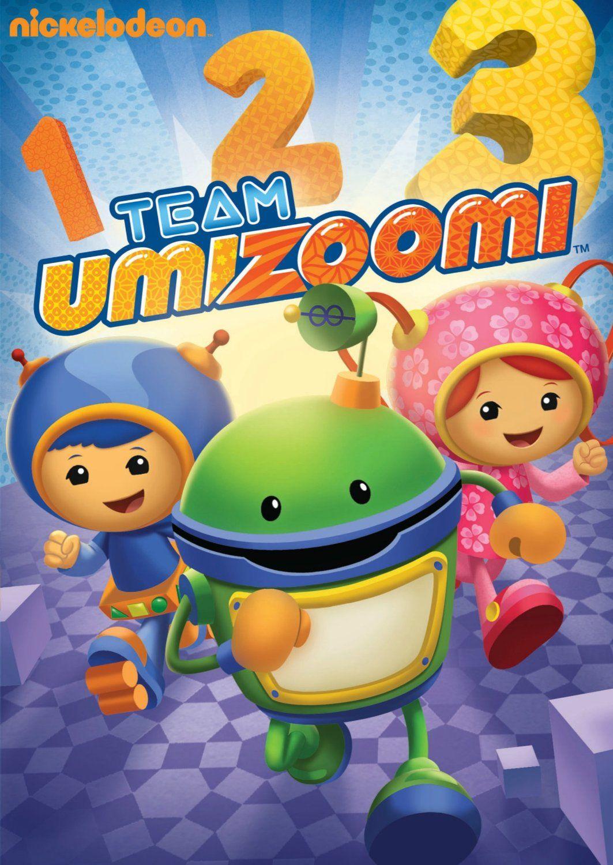 Amazon.com: Team Umizoomi: Donovan Patton, P.T. Walkley, Ethan ...