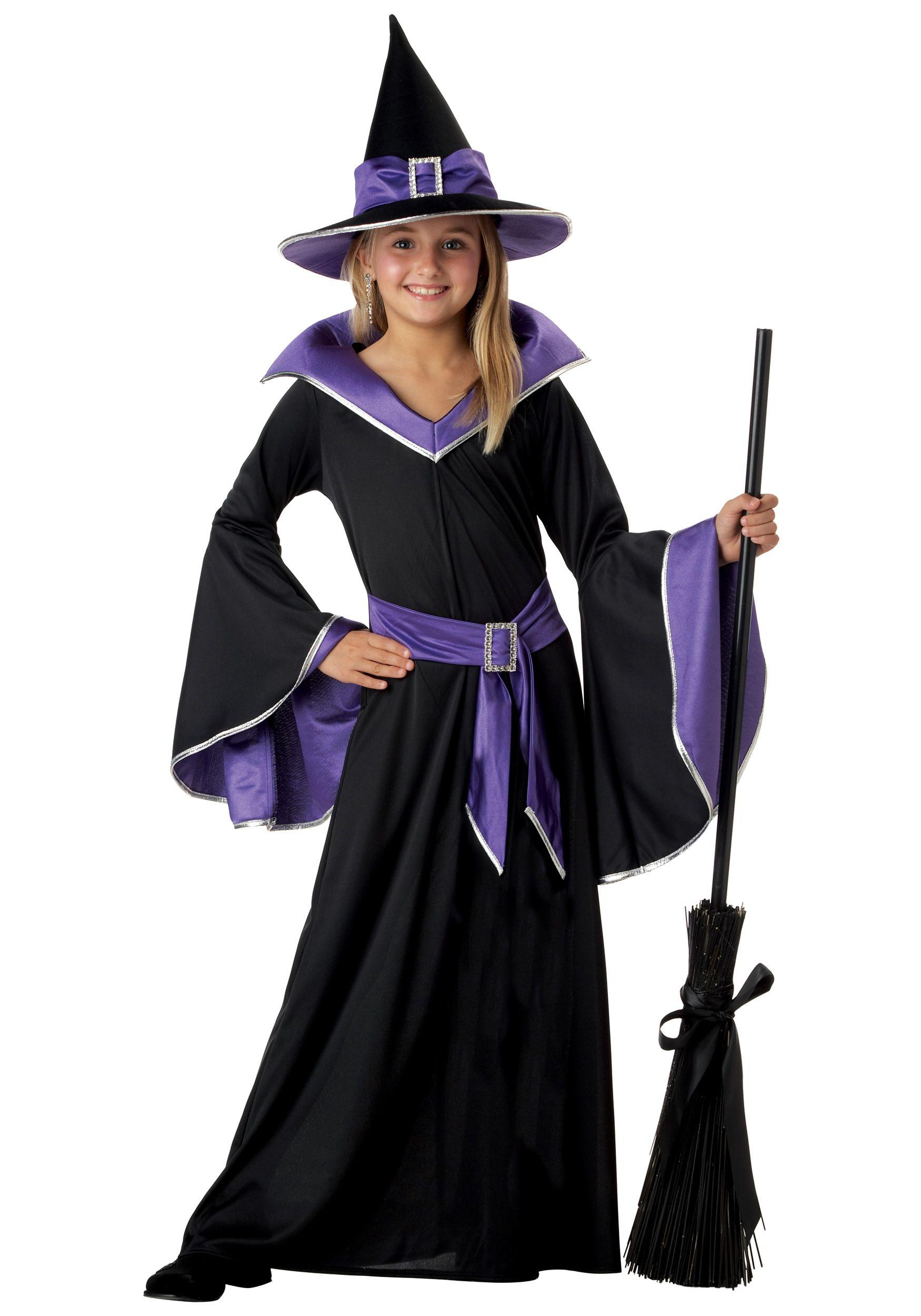 child glamour witch costume | for the kids | pinterest | witch