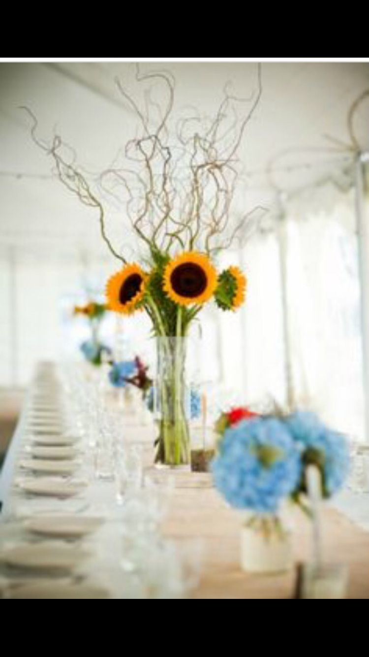 Centre pieces | Flowers | Pinterest | Centre pieces, Wedding stuff ...