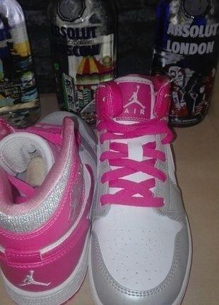 Nike Air Max Thea Leo weiß Silber metallic 41 | Schuhe damen